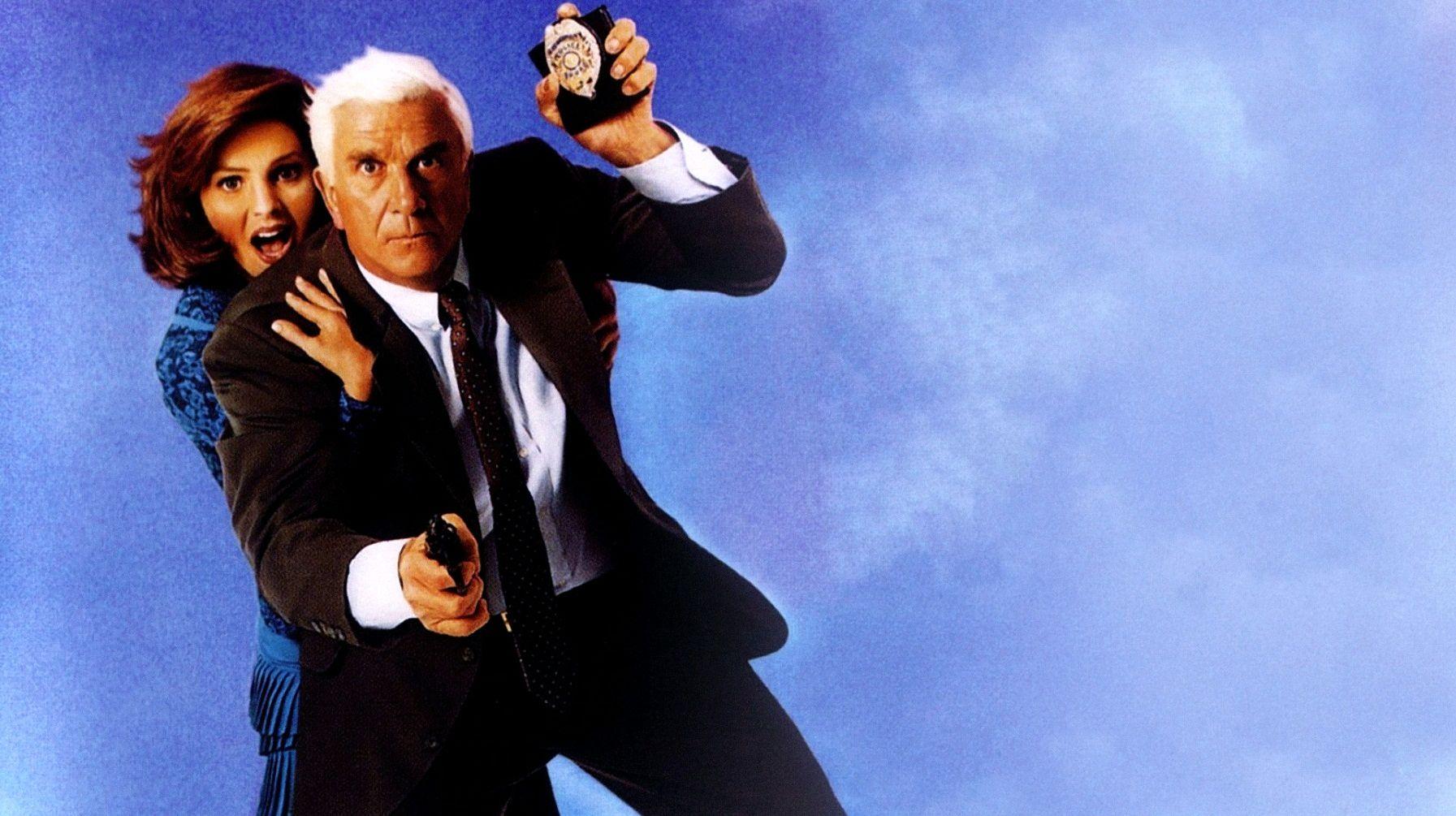 Другом блоге смотреть фильм голый пистолет
