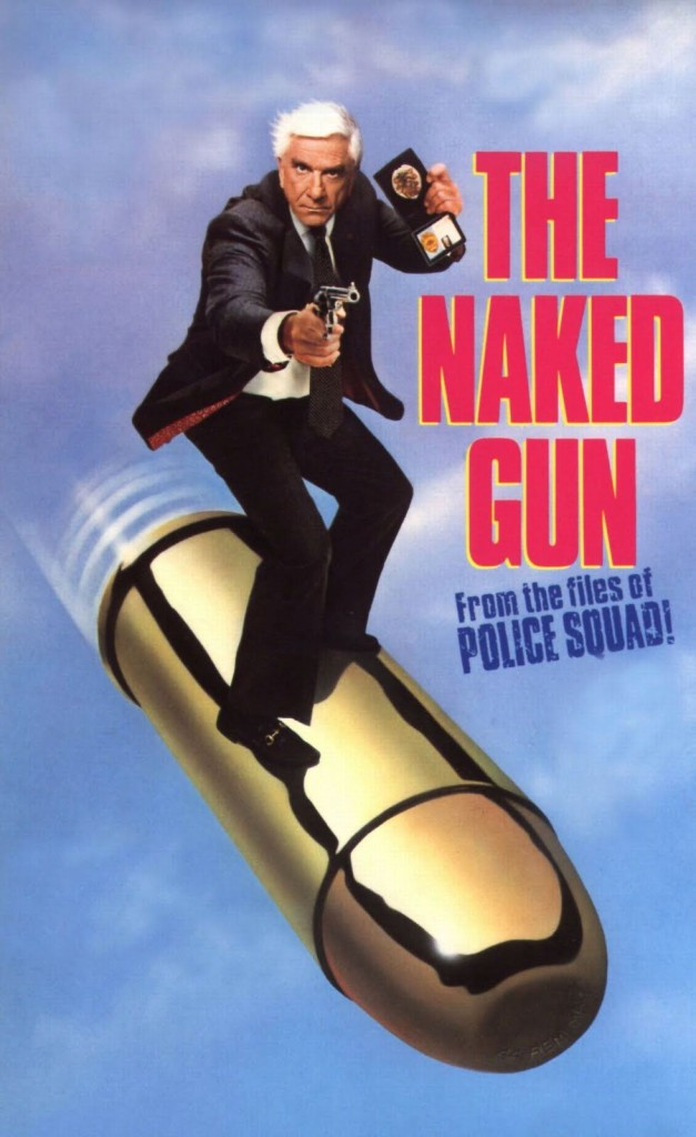 Голый пистолет / The Naked Gun: From the Files of Police Squad! (1988): постер