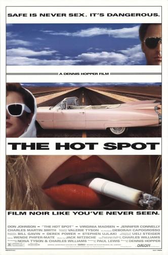 Горячее местечко / The Hot Spot (1990): постер