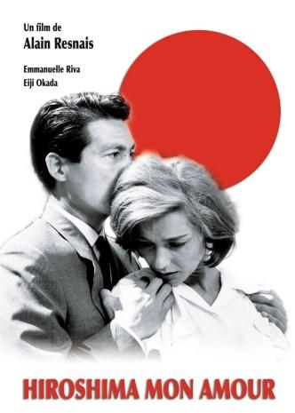 Хиросима, любовь моя / Hiroshima mon amour (1959): постер