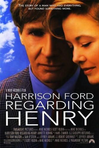 Кое-что о Генри / Regarding Henry (1991): постер