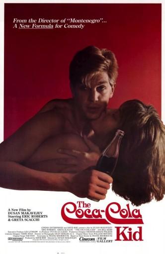 Кокакольщик / The Coca-Cola Kid (1985): постер