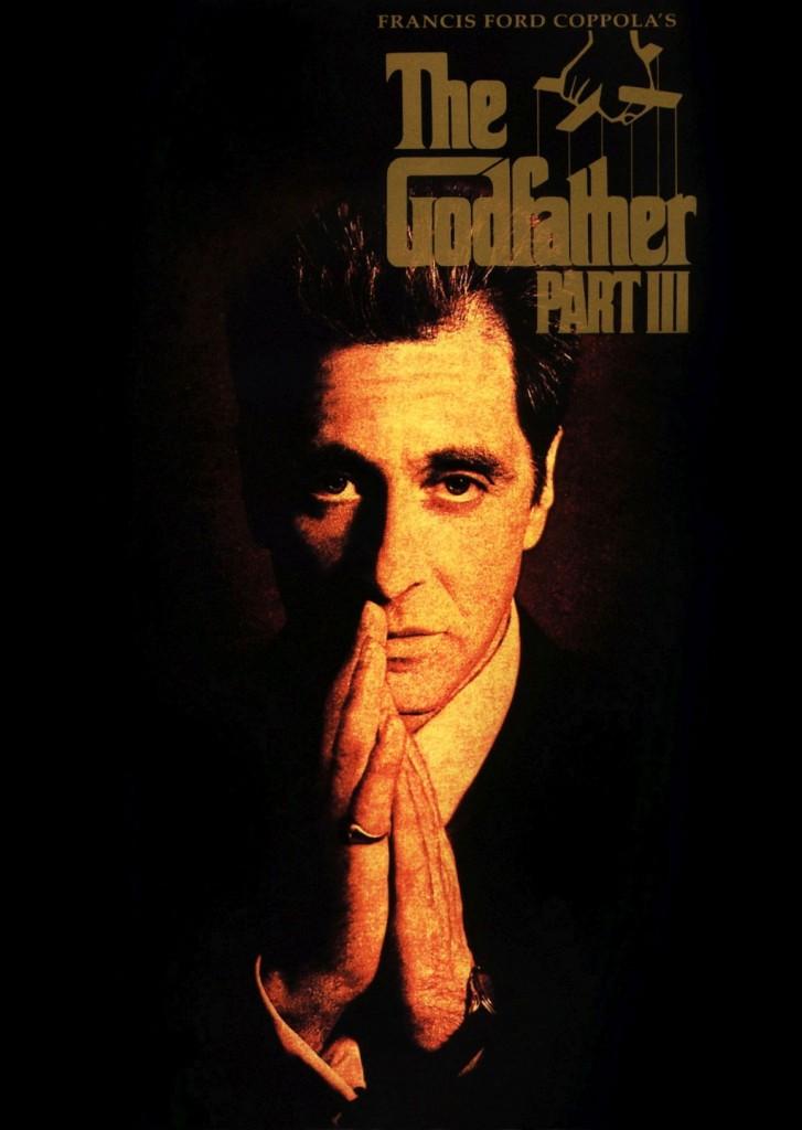 Крёстный отец 3 / The Godfather: Part III (1990): постер