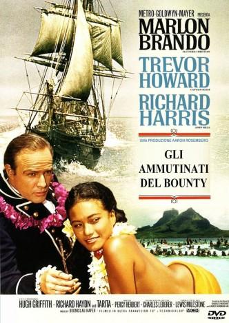 Мятеж на «Баунти» / Mutiny on the Bounty (1962): постер