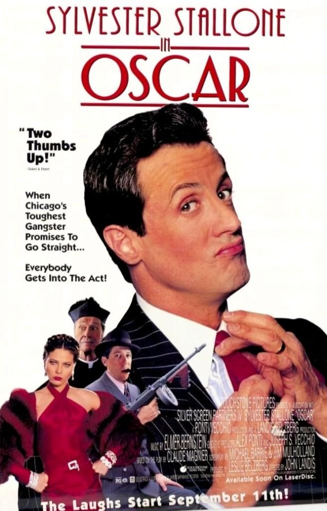 Оскар / Oscar (1991): постер