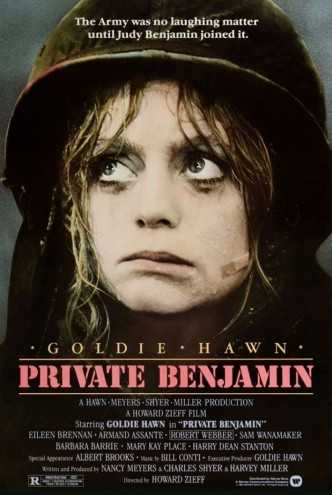 Рядовой Бенджамин / Private Benjamin (1980): постер