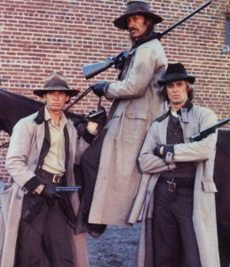 Скачущие издалека / The Long Riders (1980): кадр из фильма