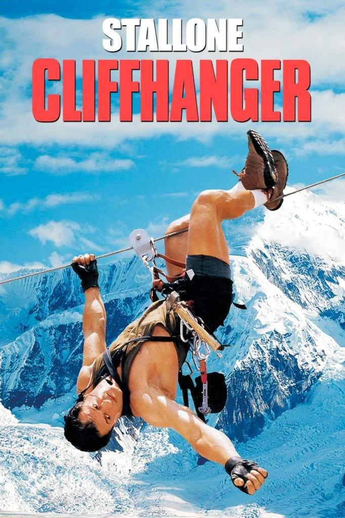Скалолаз / Cliffhanger (1993): постер