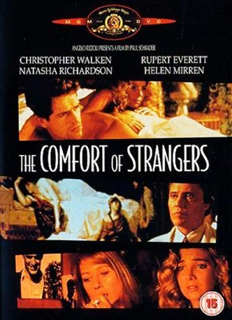 Утешение незнакомцев / The Comfort Of Strangers (1990): постер