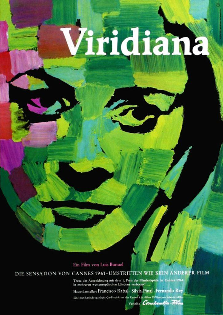 Виридиана / Viridiana (1961): постер