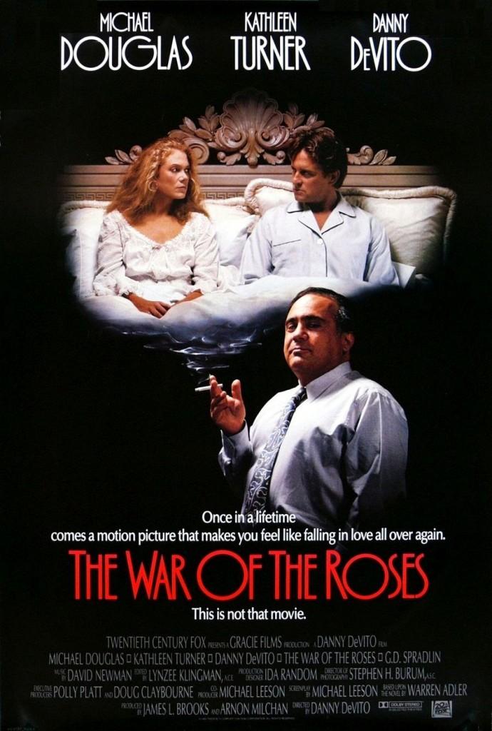 Война Роузов / The War of the Roses (1989): постер