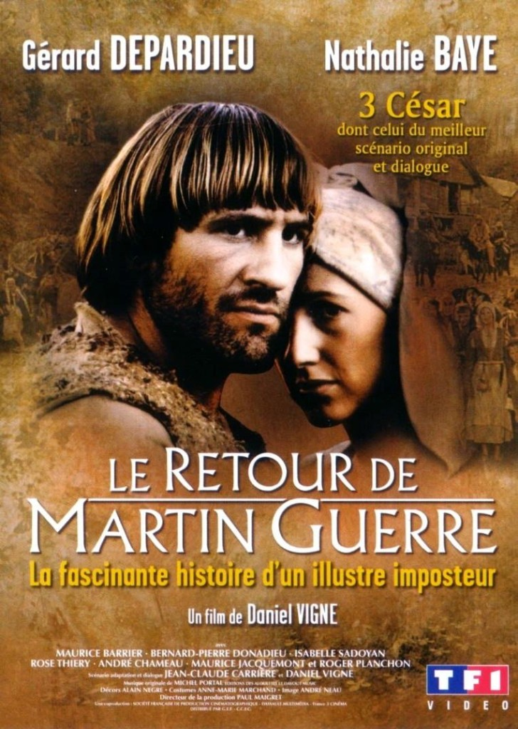 Возвращение Мартина Герра / Le retour de Martin Guerre (1982): постер
