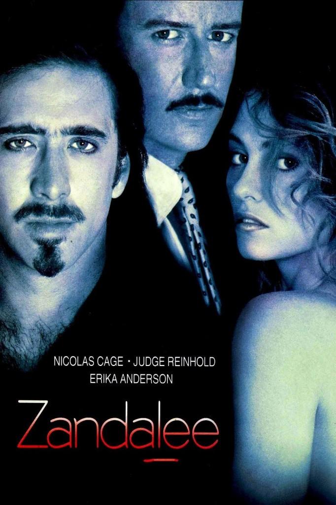 Зандали / Zandalee (1991): постер