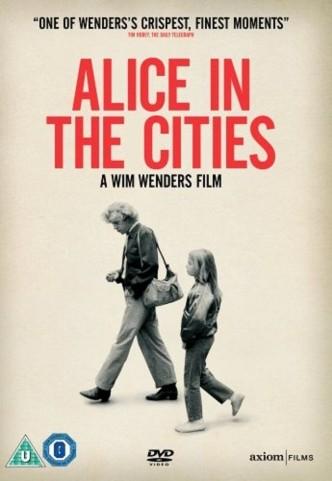 Алиса в городах / Alice in den Städten (1974): постер
