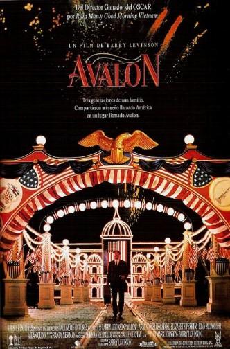 Авалон / Avalon (1990): постер