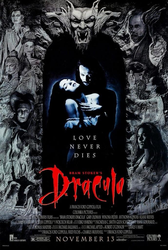 Дракула / Dracula (1992): постер
