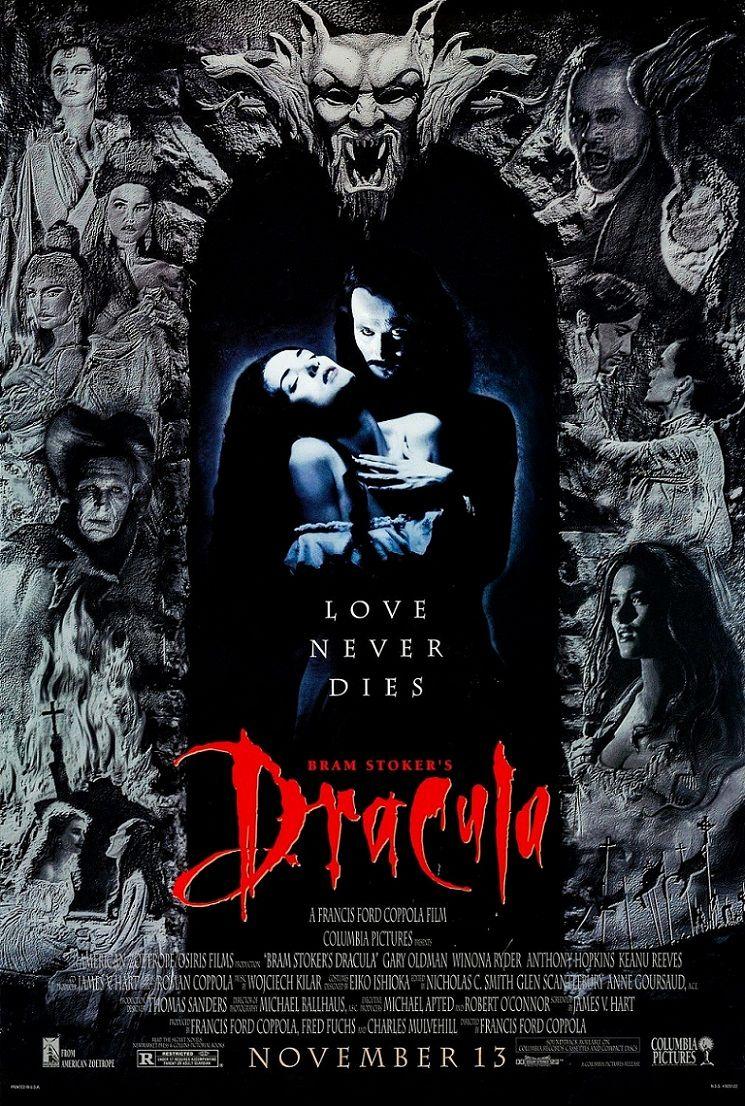 Картинки по запросу дракула 1992 постер