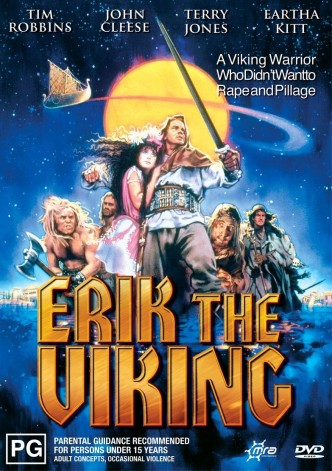 Эрик-викинг / Erik the Viking / Erik viking (1989): постер