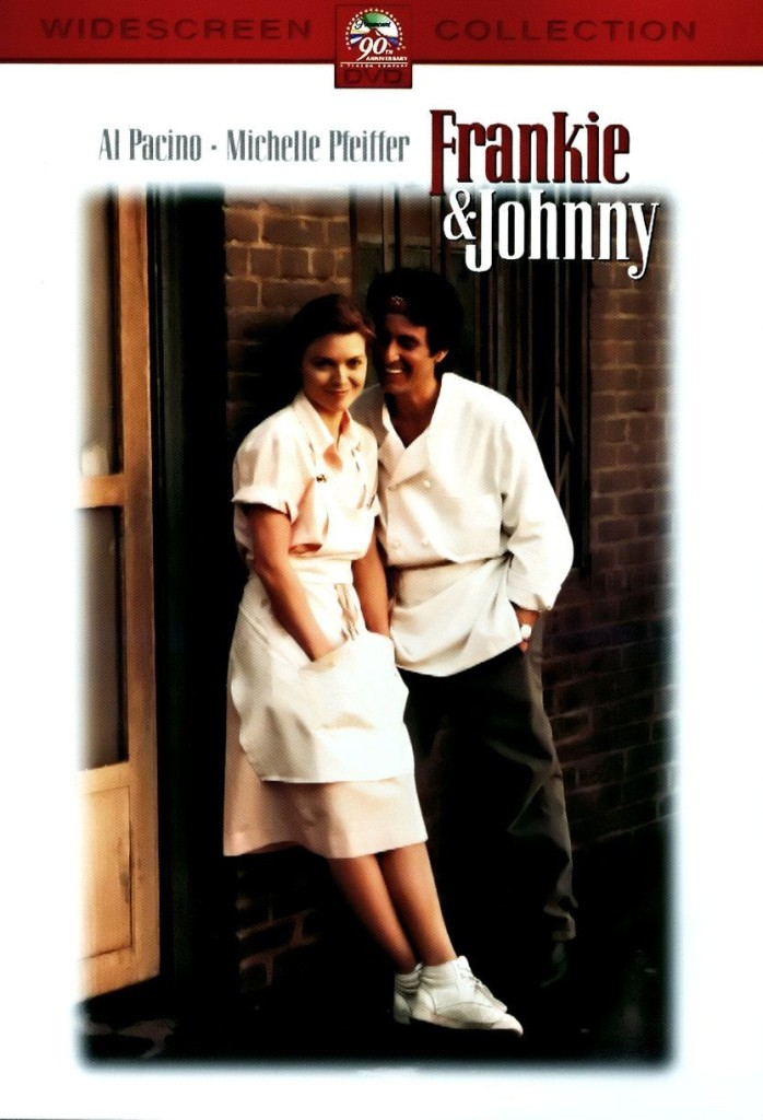 Фрэнки и Джонни / Frankie and Johnny (1991): постер