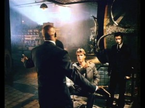 Крыша / Cover-Up (1991): кадр из фильма