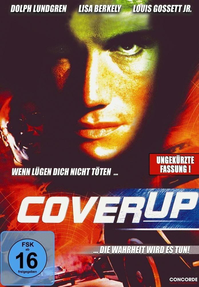 Крыша / Cover-Up (1991): постер