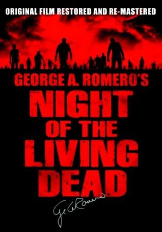 Ночь живых мертвецов / Night of the Living Dead (1968): постер