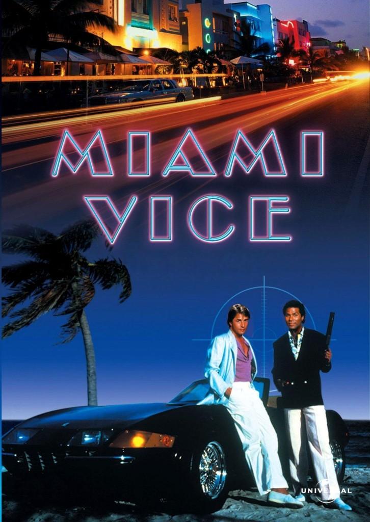 Полиция Майами: Отдел нравов / Miami Vice (1984-90) (телесериал): постер