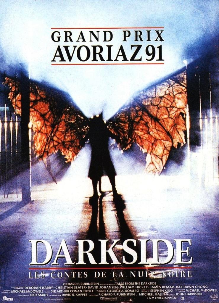 Сказки с тёмной стороны / Tales from the Darkside: The Movie (1990): постер