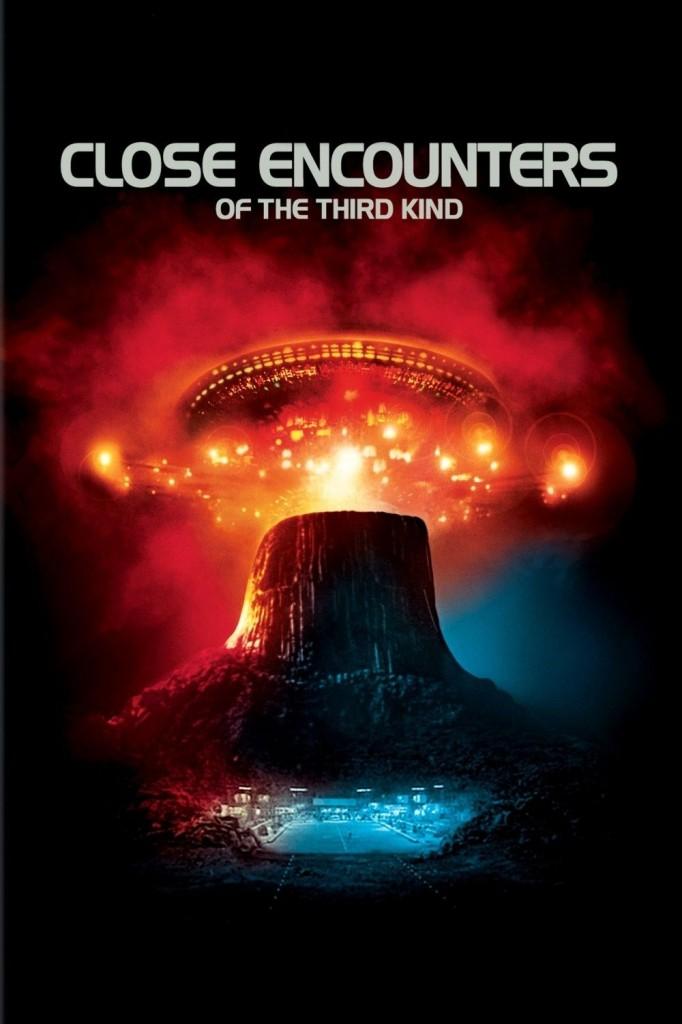 Тесные контакты третьей степени / Close Encounters of the Third Kind (1977): постер