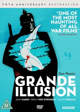 Великая иллюзия / La grande illusion (1937): постер