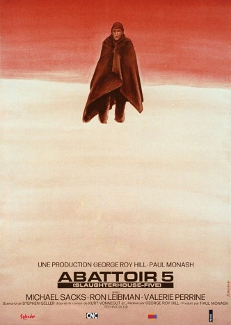 Бойня номер пять / Slaughterhouse-Five (1972): постер