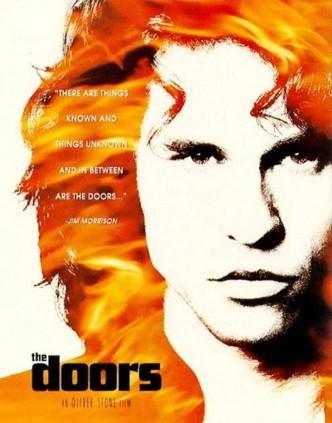 Дорз / The Doors (1991): постер