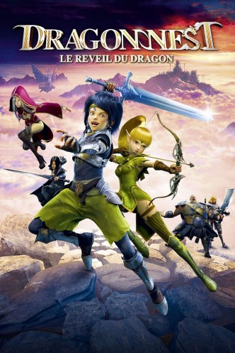 Гнездо Дракона / Dragon Nest: Warriors' Dawn (2014): постер