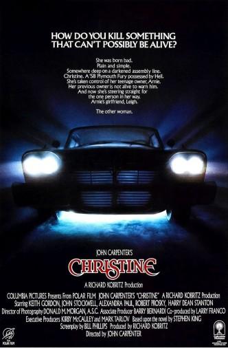 Кристина / Christine (1983): постер