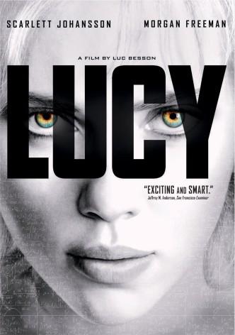 Люси / Lucy (2014): постер