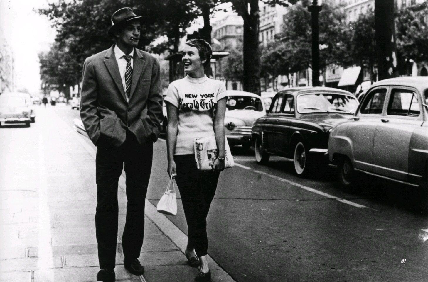«На Последнем Дыхании» / 1960