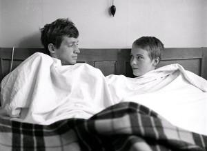 На последнем дыхании / À bout de souffle (1960): кадр из фильма