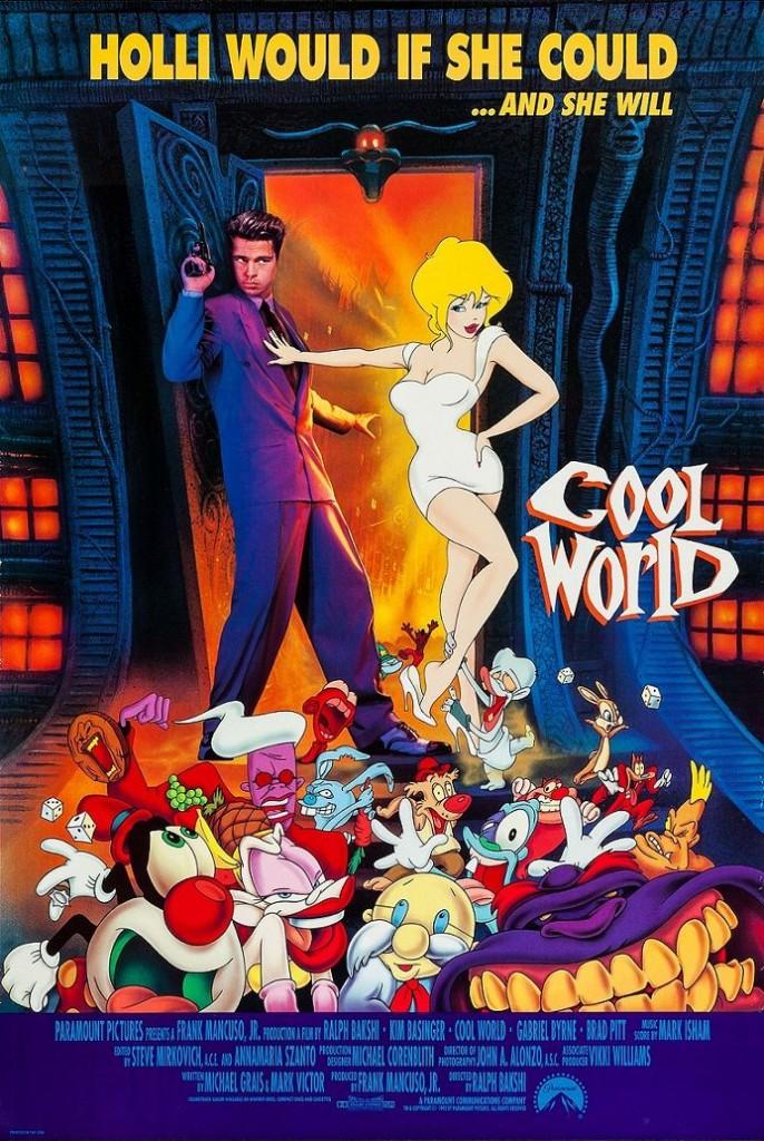 Параллельный мир / Cool World (1992): постер