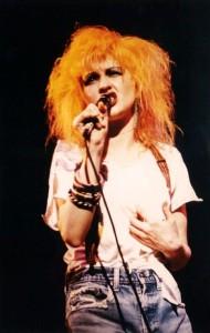 Синди Лопер в Париже / Cyndi Lauper Live in Paris (1987) (видео): кадр из фильма