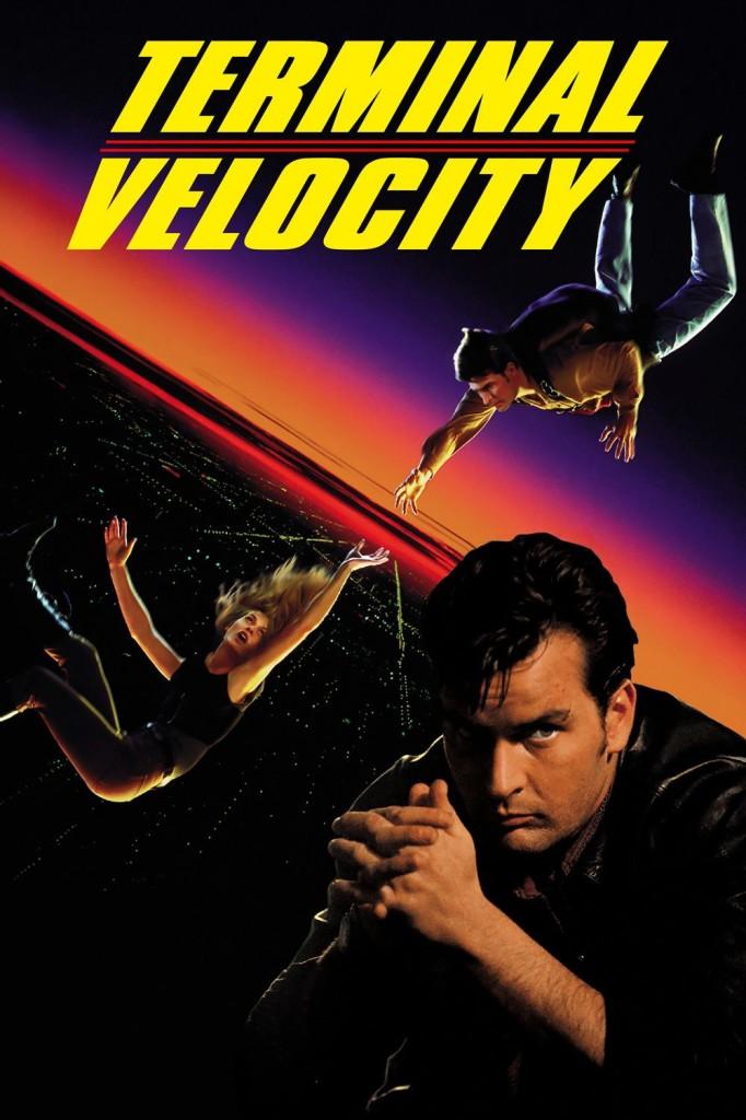 Скорость падения / Terminal Velocity (1994): постер