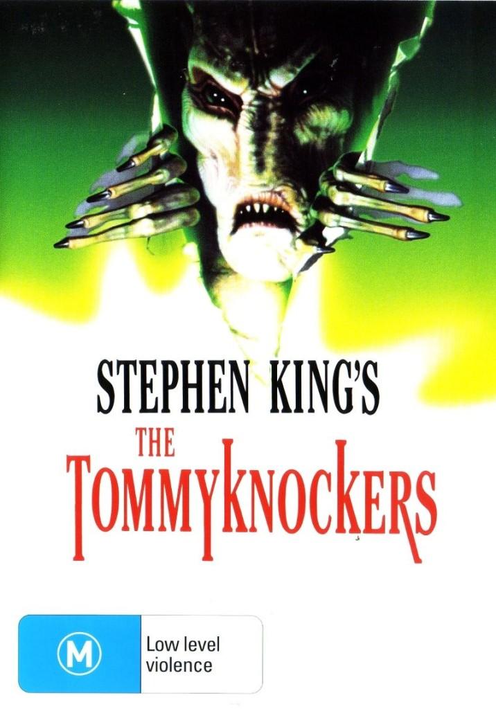 Томминокеры: Проклятье подземных призраков / The Tommyknockers (1993) (мини-сериал): постер