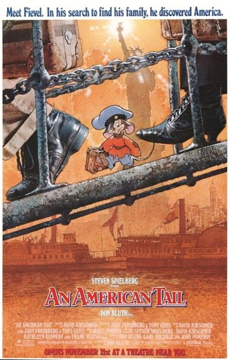 Американский хвост / An American Tail (1986): постер