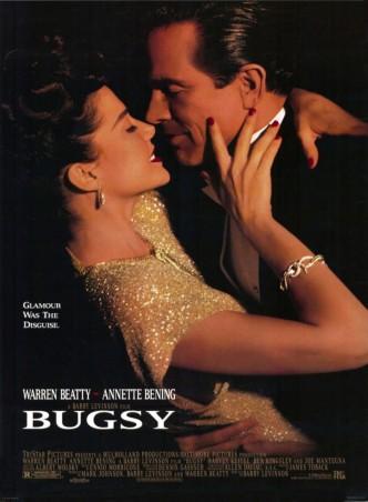 Багси / Bugsy (1991): постер