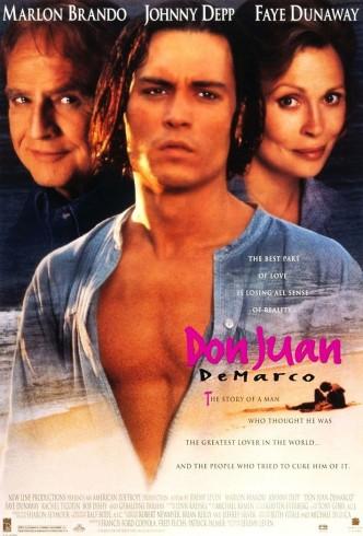 Дон Жуан Де Марко / Don Juan DeMarco (1994): постер