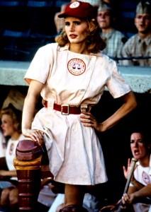 Их собственная лига / A League of Their Own (1992): кадр из фильма