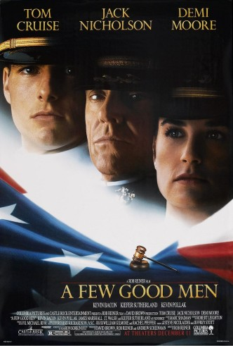 Несколько хороших парней / A Few Good Men (1992): постер
