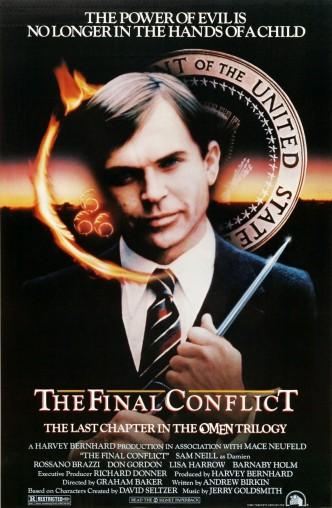 Омен 3: Последняя битва / The Final Conflict (1981): постер