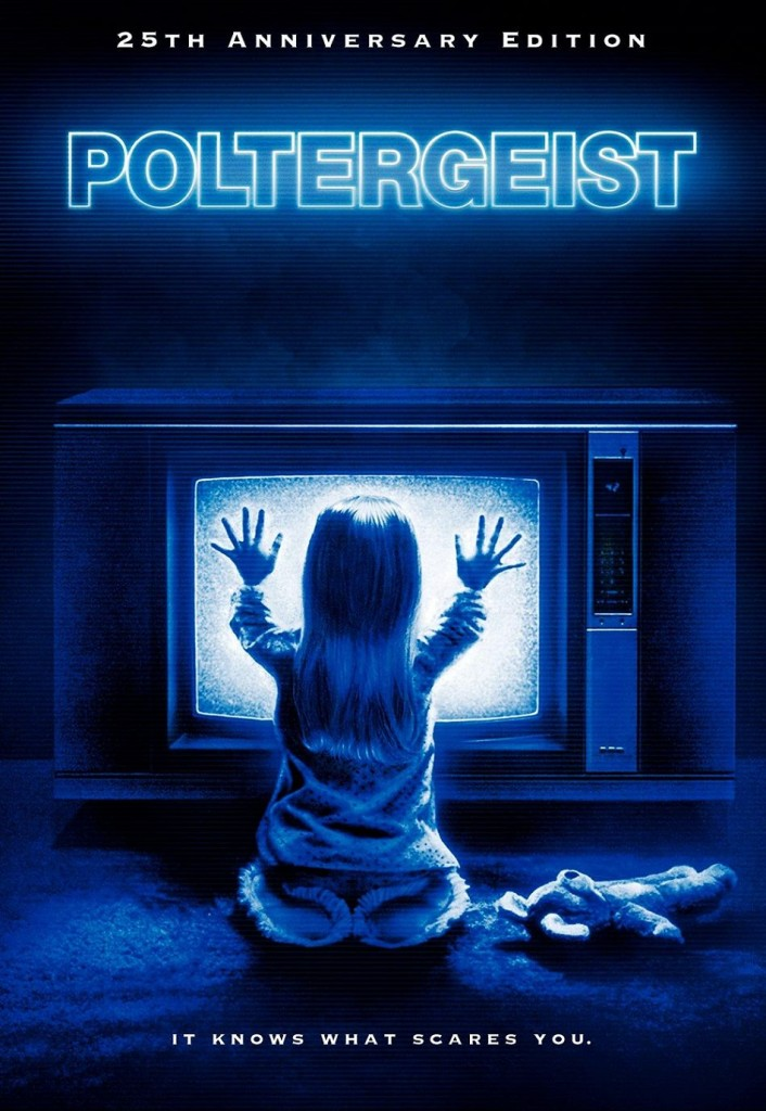 Полтергейст / Poltergeist (1982): постер