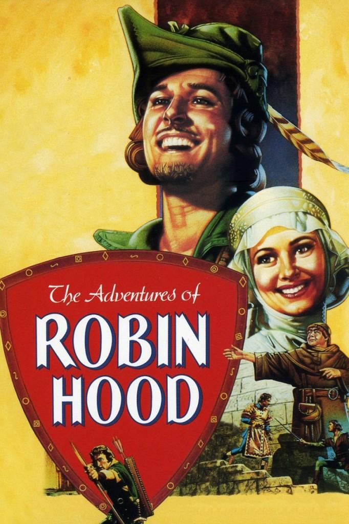 Приключения Робин Гуда / The Adventures of Robin Hood (1938): постер