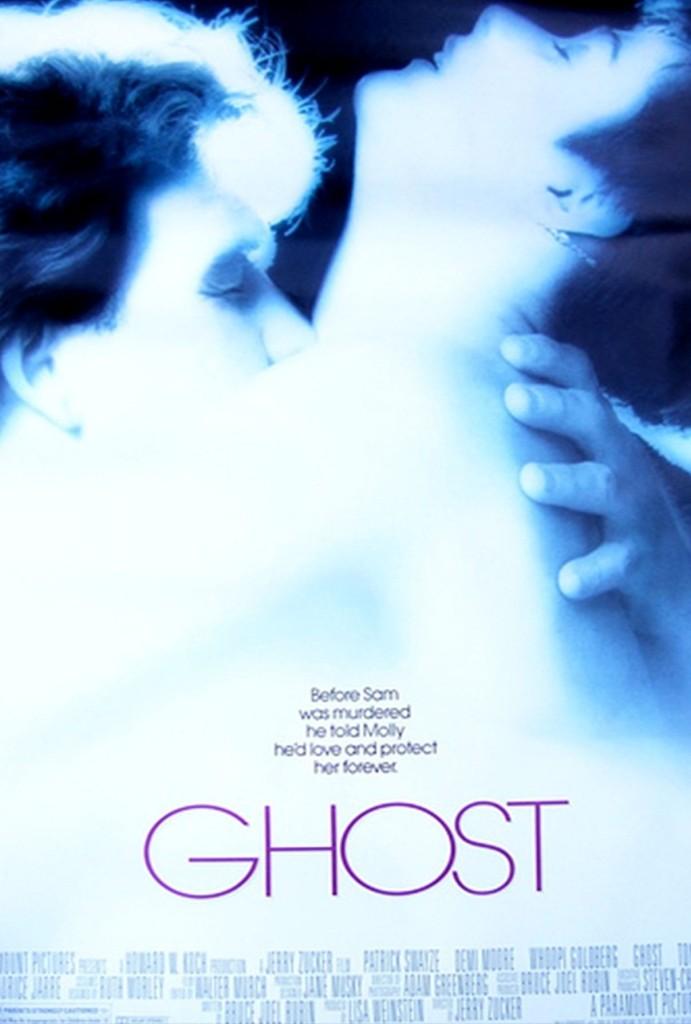 Привидение / Ghost (1990): постер